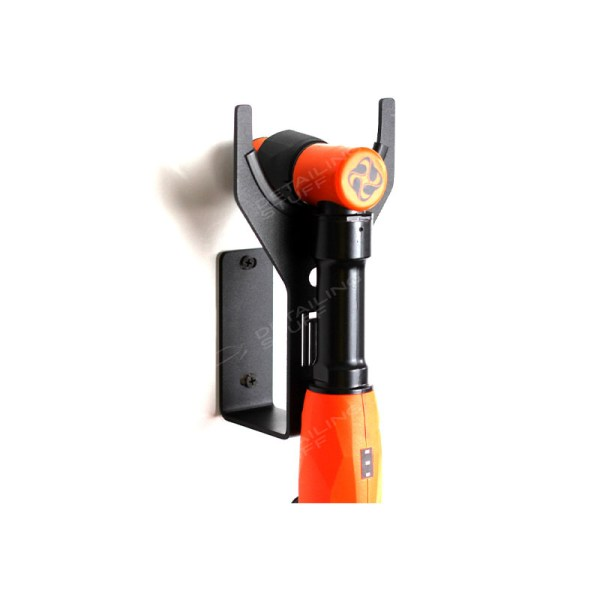 POKA PREMIUM EQUIPEMENT - wieszak na jedną maszynę polerską z wygodnym uchwytem na kabel