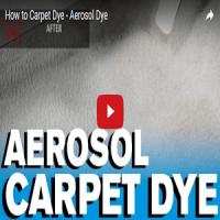 Automotive Carpet Dyes and Kits - Detail King