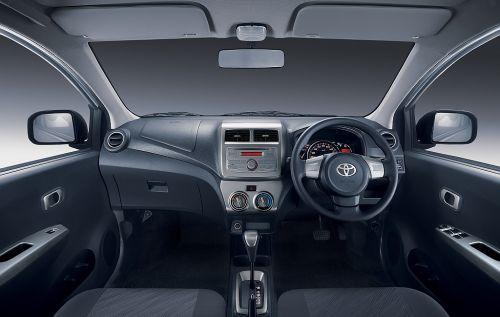 Dashboard Toyota Agya