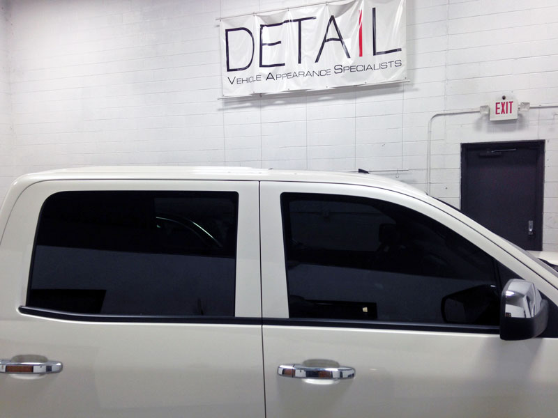 Window Tinting Detailtroy