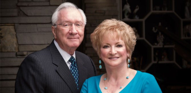 Dr. and Brenda Johnson