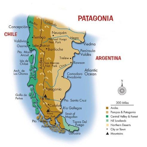A incrível Patagônia! Dicas Gerais - Detalhes de Viagens