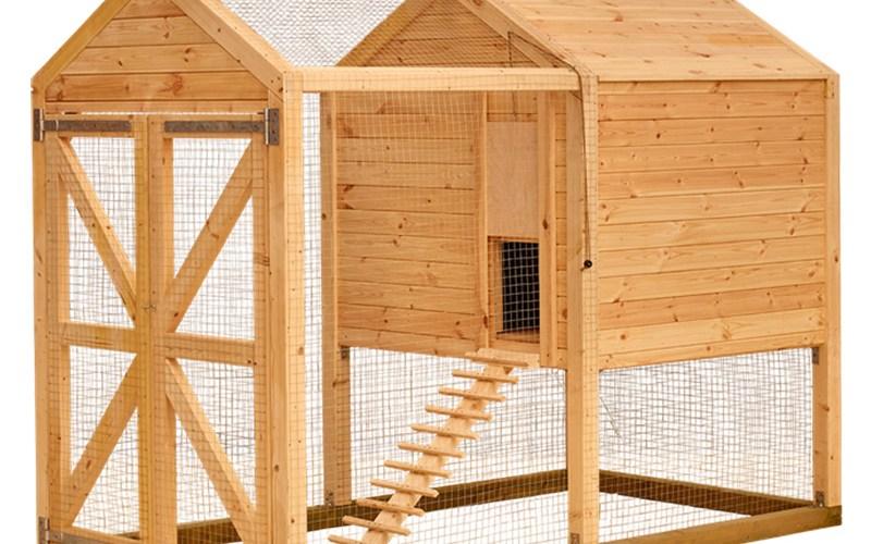 Hønsehus til private
