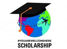 #YouAreWelcomeHere International Scholarships at University of Dayton