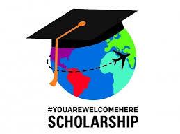 #YouAreWelcomeHere International Scholarships at University of Dayton