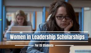 Women in Leadership Scholarships for EU Female Students in Germany