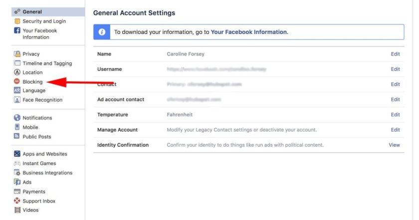 How to Unblock Someone on Facebook & Messenger [FAQ] – How to View Your Blocked List