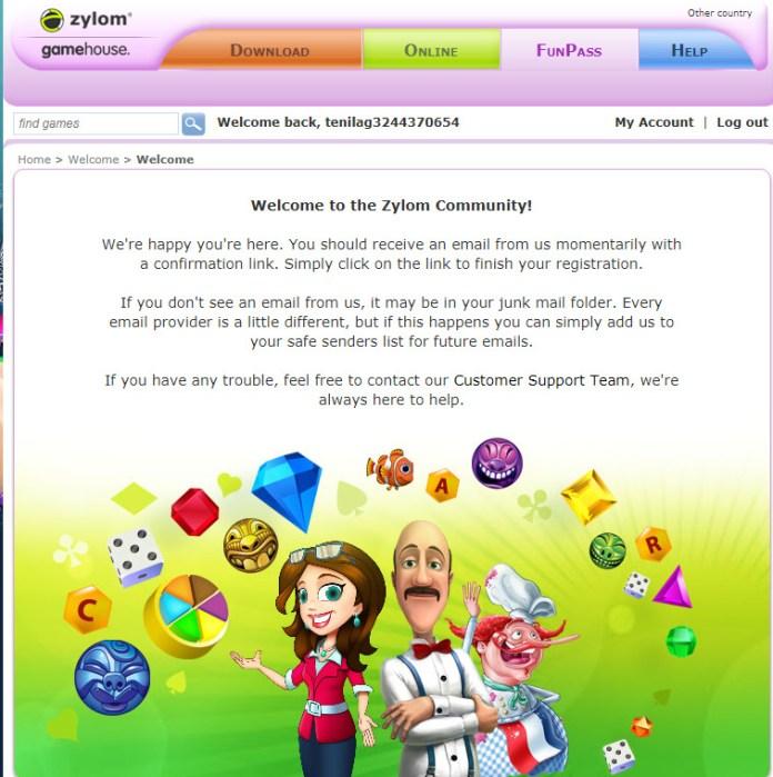 Cancel Zylom account - How to delete your Zylom account
