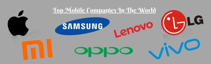 Phone Companies | Top 10 Best Smartphone Companies in the World