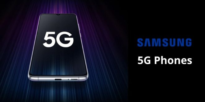 Best Samsung 5G Mobile Phones