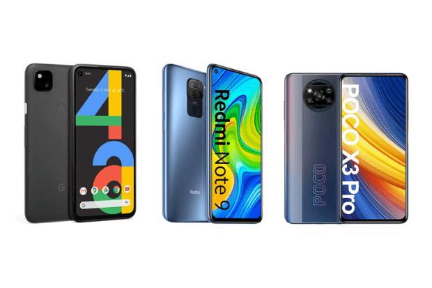 Best Budget Smartphone 2021