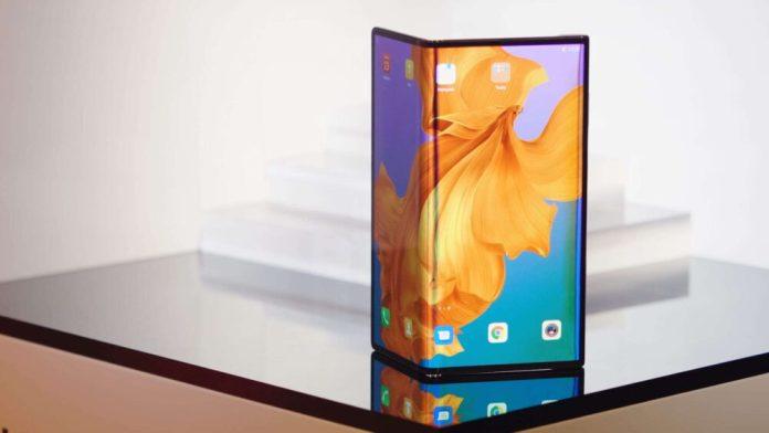Huawei Foldable Phone