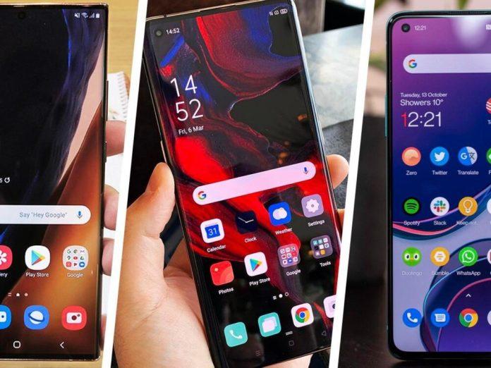 Best Big Screen Smartphones