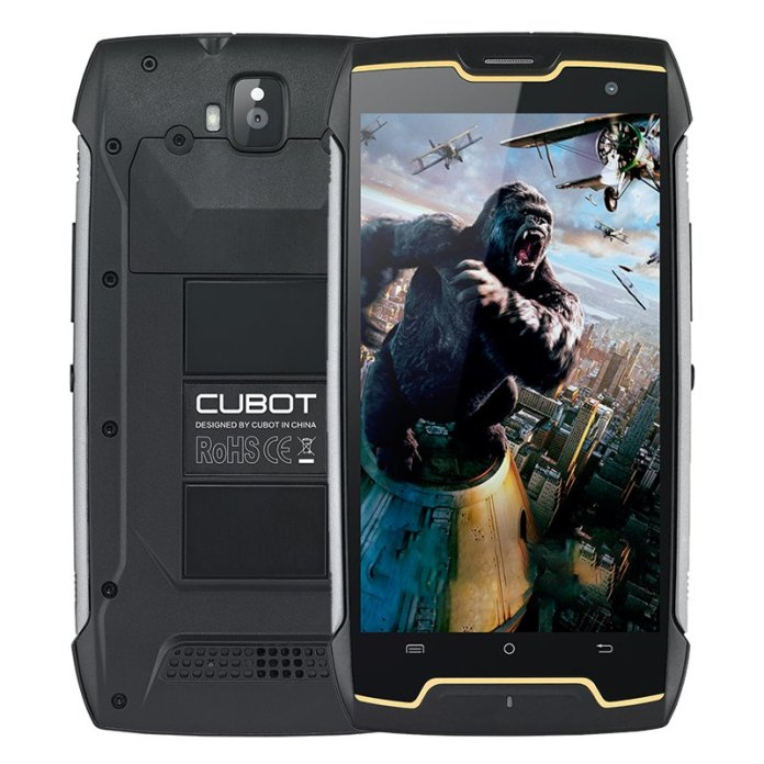 Cubot King Kong 7
