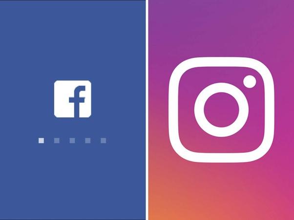 Log Into Facebook Using Instagram Account