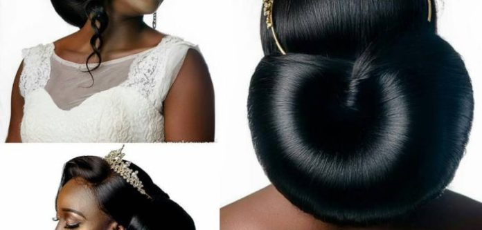 Best Wedding Hairstyles For Natural African Hairs