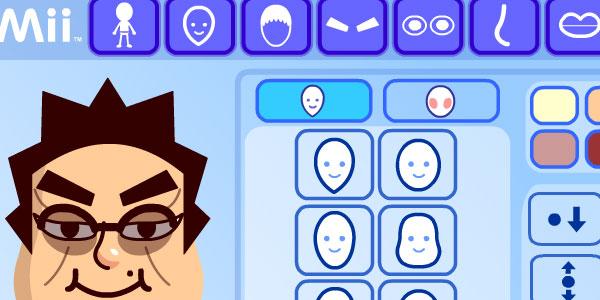 Joystiq Mii characters