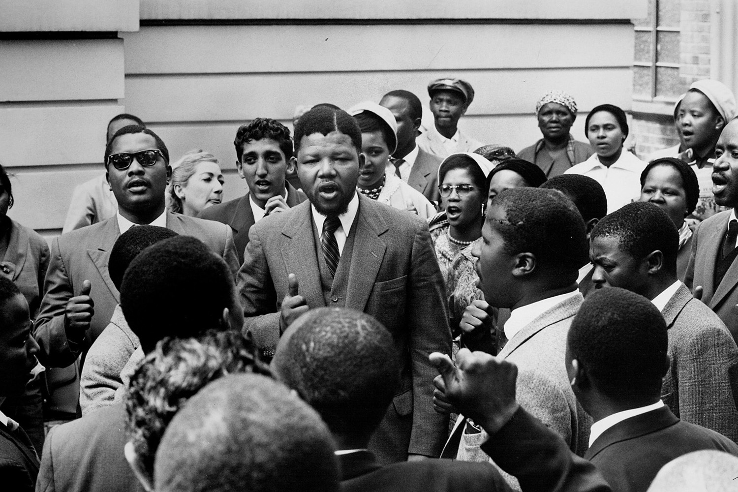 Nelson Mandela Old Pictures Collection