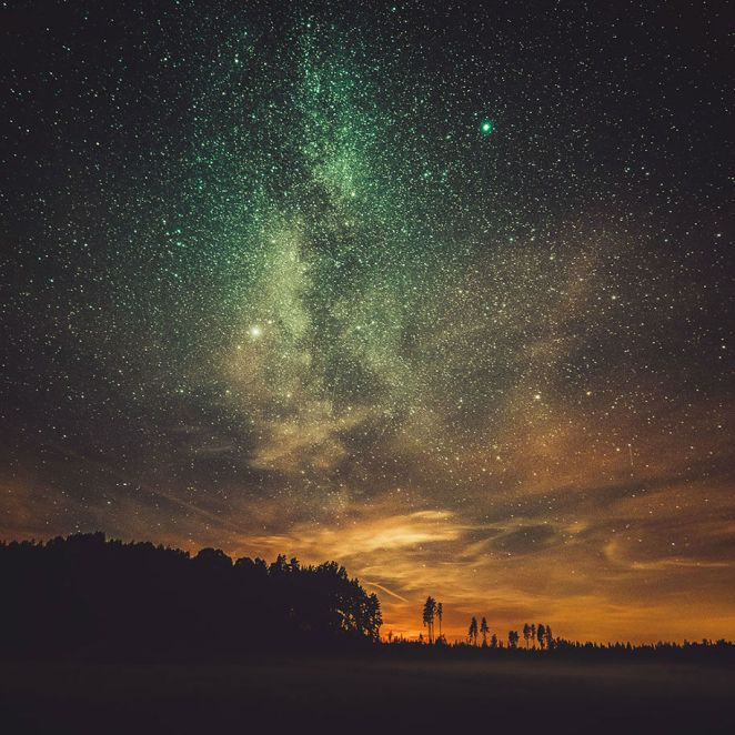 Magnificent Finland Night Photography by Mikko Lagerstedt