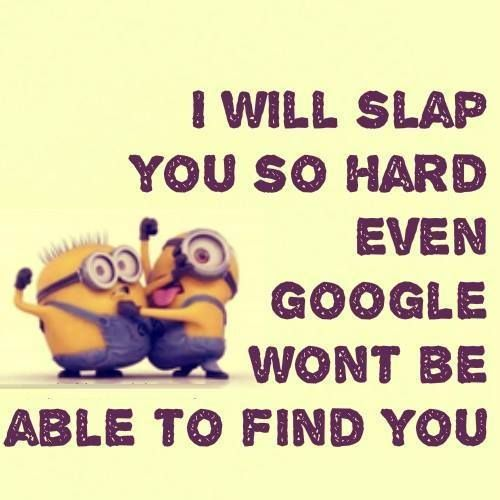 View Minions Images With Funny Quotes Images