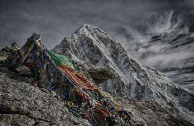 pumori-from-kala-patthar