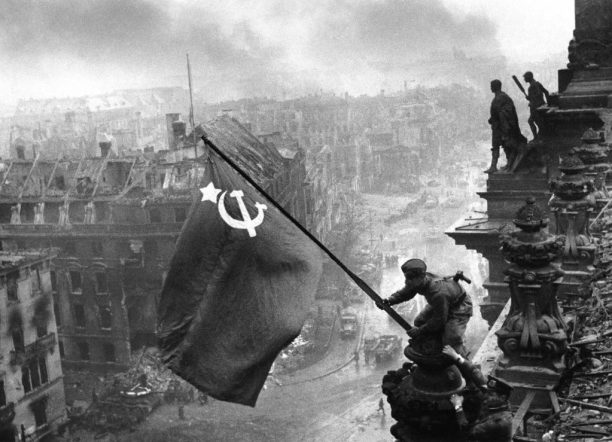 the-soviet-flag-over-the-reichstag-1945-1