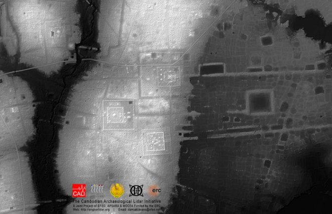 Image source - Cambodian Archaeological Lidar Initiative