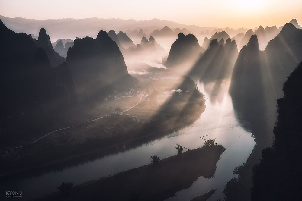 Breathtaking Landscapes In China That You'd Think Only Existed In Fairy Tales