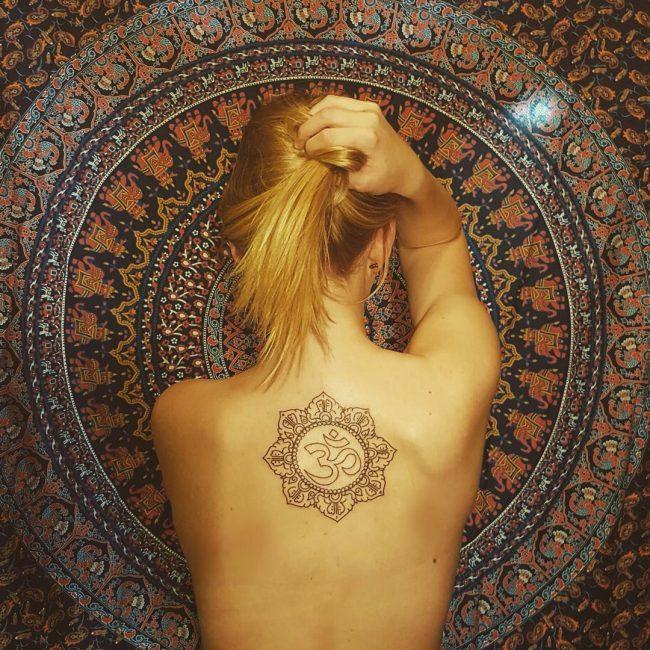 hindu tattoo33