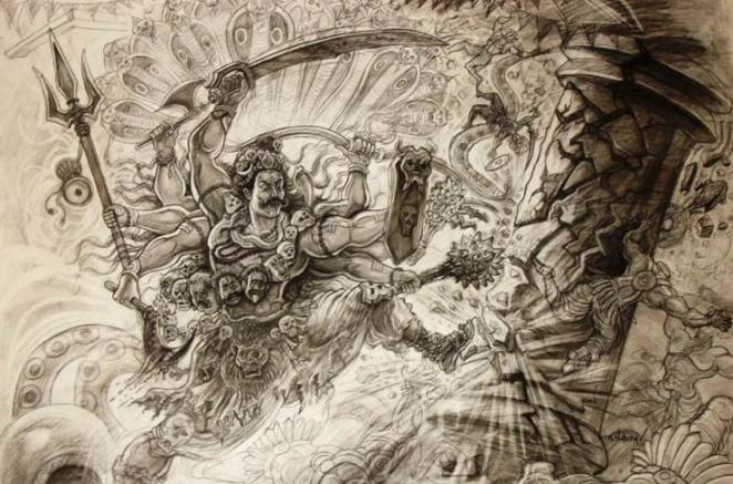 Image result for veerabhadra