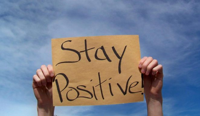 Ways to be positive in life