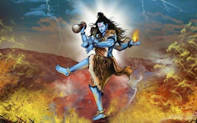 Lord Shiva Tandava
