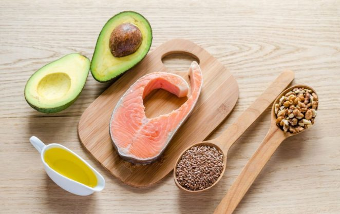 Include Fats in your diet