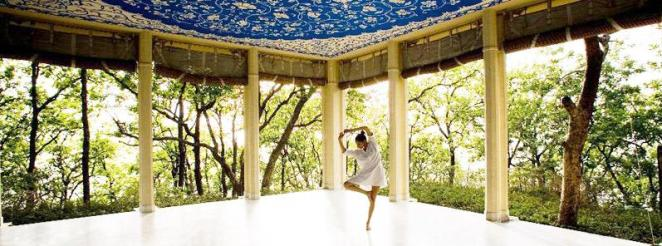 famous yoga retreats in India