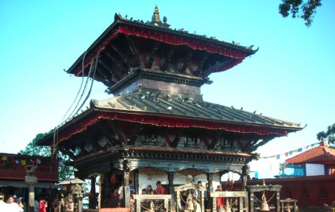 Manakamana Temple of Nepal
