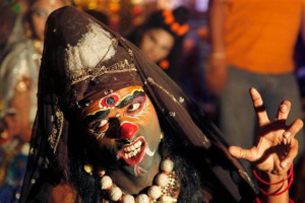 Ravana's sister Shurpanakha