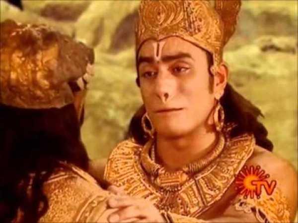 lord hanuman's son