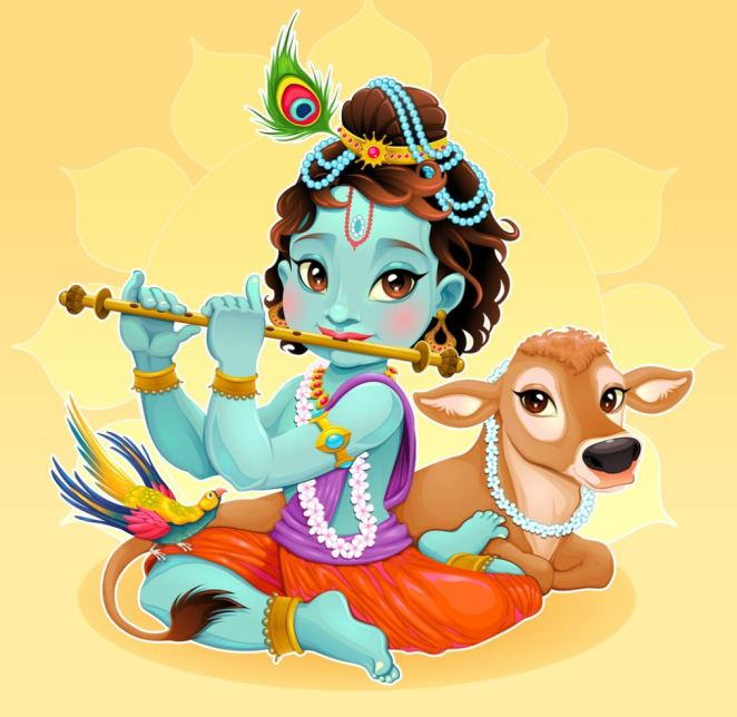 Hindu BABY NAMES of Sri Krishna