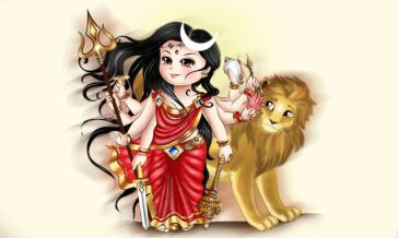 Hindu Baby Names Based On Durga Maa