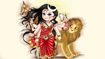 Hindu Baby Names Based On Durga Maa