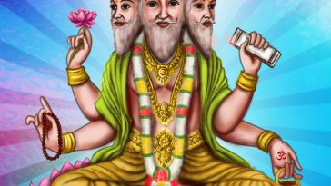 Hindu Baby Names_Brahma