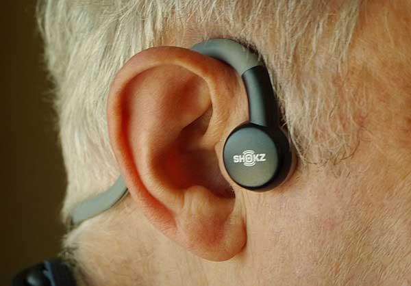 Afterchox headphones position