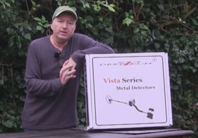 assembling a metal detector video