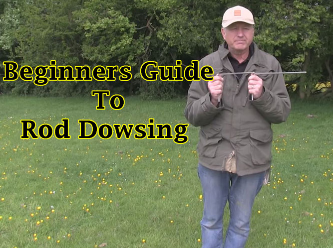 Beginners guide to rod dowsing