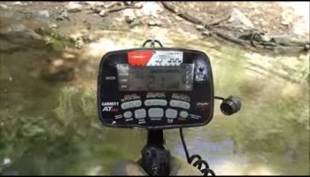 468b3c450b6 Relics In The River With The Garrett AT Max Metal Detector ...