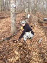 Carol C. hunting in Staten Island