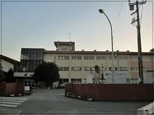 小田原市立城北中学校