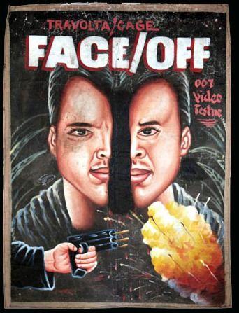 Смішні кіноафіші: Без обличчя