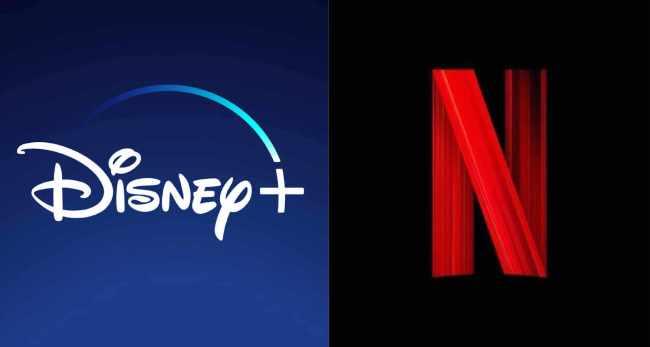 Netflix і Disney+