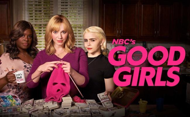 """Серіал """"Хороші дівчата"""""""